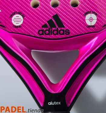 Pala Adidas Supernova Woman Detalle