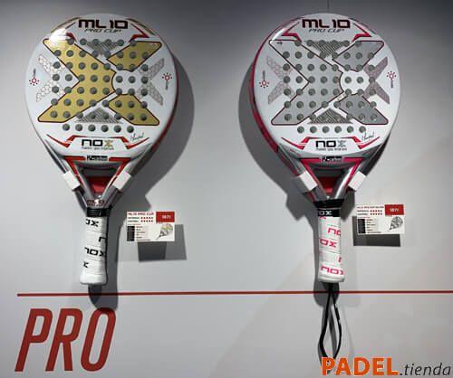 Palas Nox ML10 Pro Cup 2019