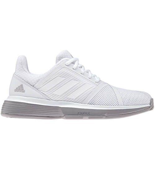 zapatilla adidas blanca