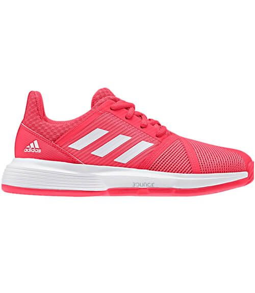 Zapatillas Adidas CourtJam Woman xJ Rosa