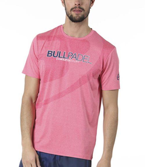 Camiseta Bullpadel Colkito Rosa