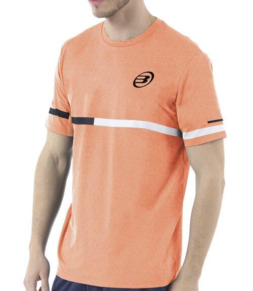 Camiseta Bullpadel Intria Naranja