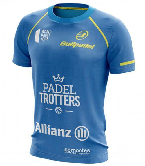 Camiseta Bullpadel Oficial Paquito