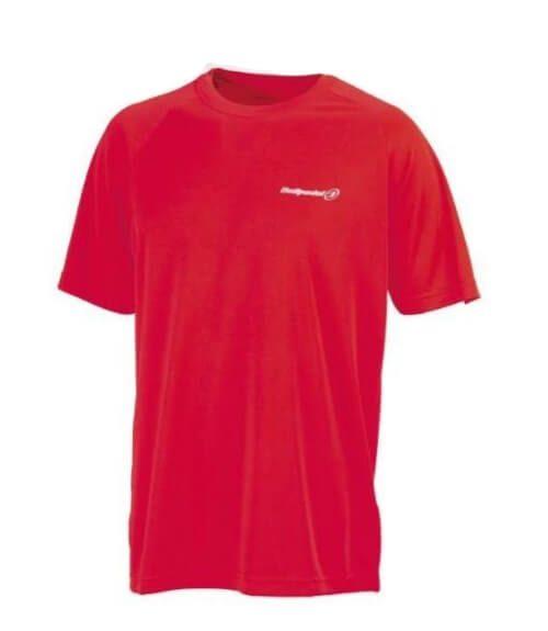 Camiseta Bullpadel Presente Rojo