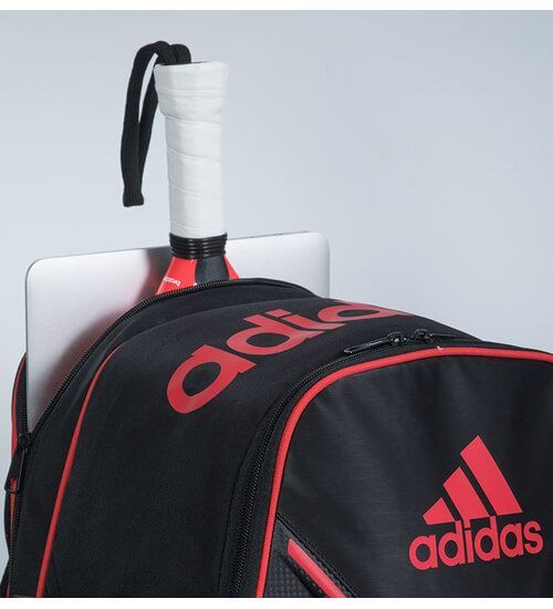 Detalle Mochila Adidas Adipower Red