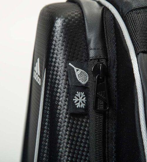 Detalle Paletero Adidas Adipower Silver