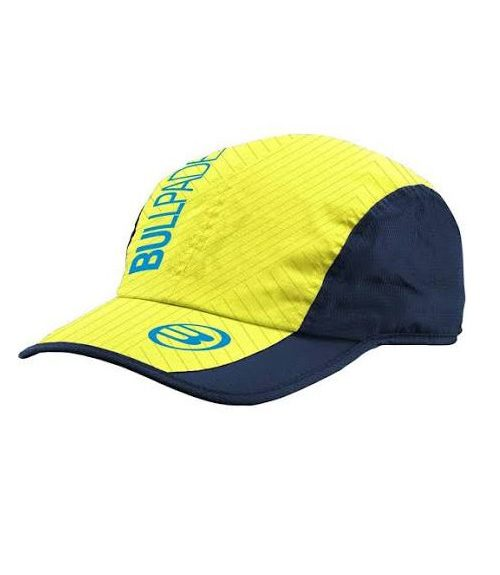 Gorra Bullpadel Limon