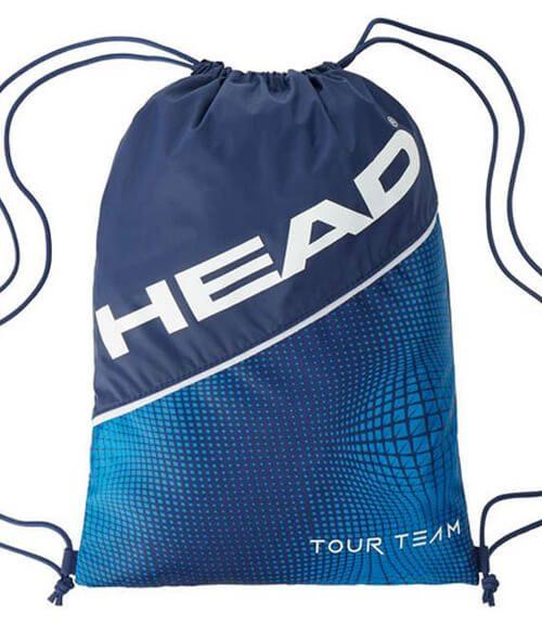 Gymsack Head Azul 2019