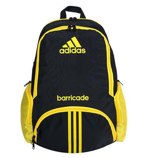 e59ddc8a1 Mochila Adidas Barricade Yellow 1.9 - Nueva gama de mochilas Adidas