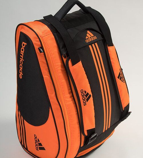 Paletero Adidas Barricade Orange 2019