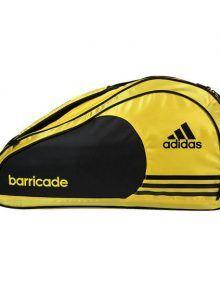 Paletero Adidas Barricade Yellow