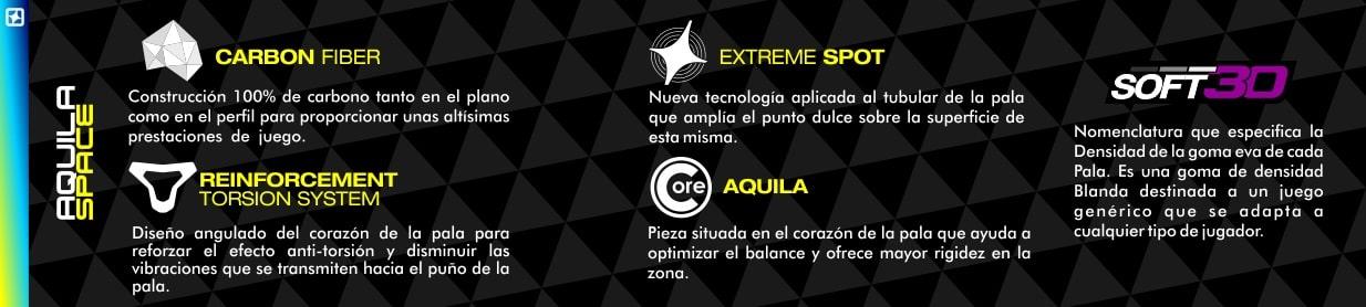 Teconologías pala Aquila Space