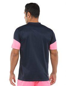Camiseta Bullpadel Caqueta Azul Océano Profundo 21