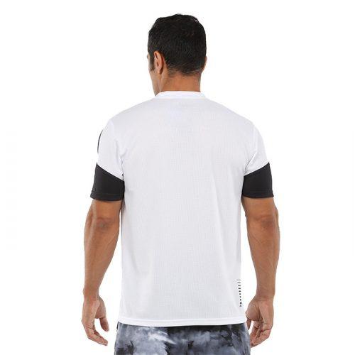 Camiseta Bullpadel Caqueta Blanca 21