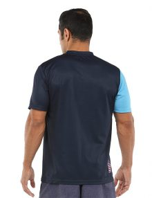 Camiseta Bullpadel Carte Azul Océano Profundo 21