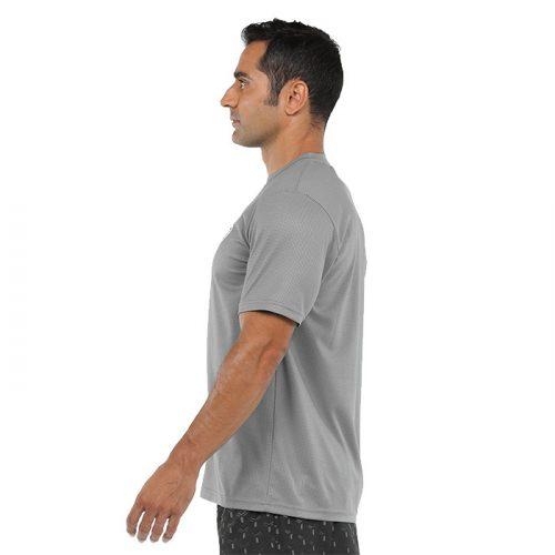 Camiseta Bullpadel Carte Gris Medio 2021