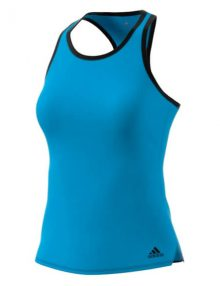 Camiseta Adidas Tirantes Azul