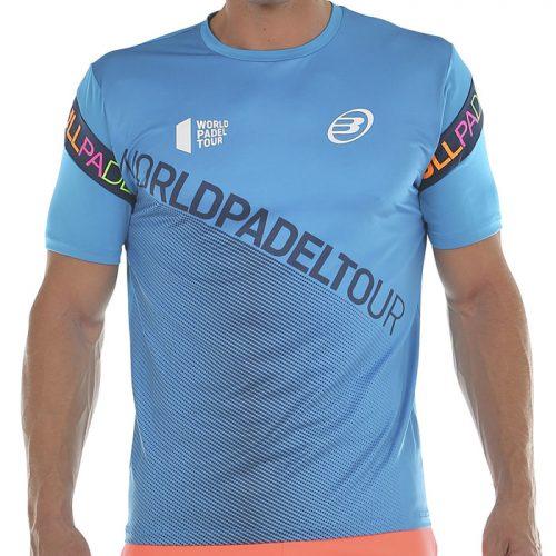 Camiseta Bullpadel Sipre Azul