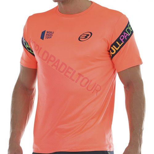 Camiseta Bullpadel Sipre Pomelo 2020
