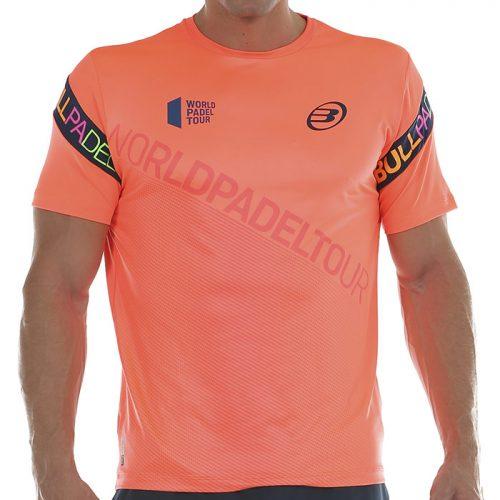 Camiseta Bullpadel Sipre Pomelo