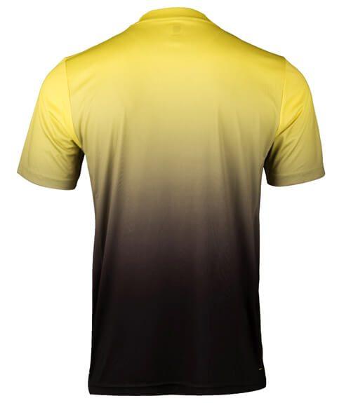 Camiseta KSwiss Hypercourt Express Crew Amarilla 2019