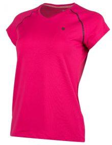 Camiseta K-Swiss Hypercourt Express Rosa Mujer