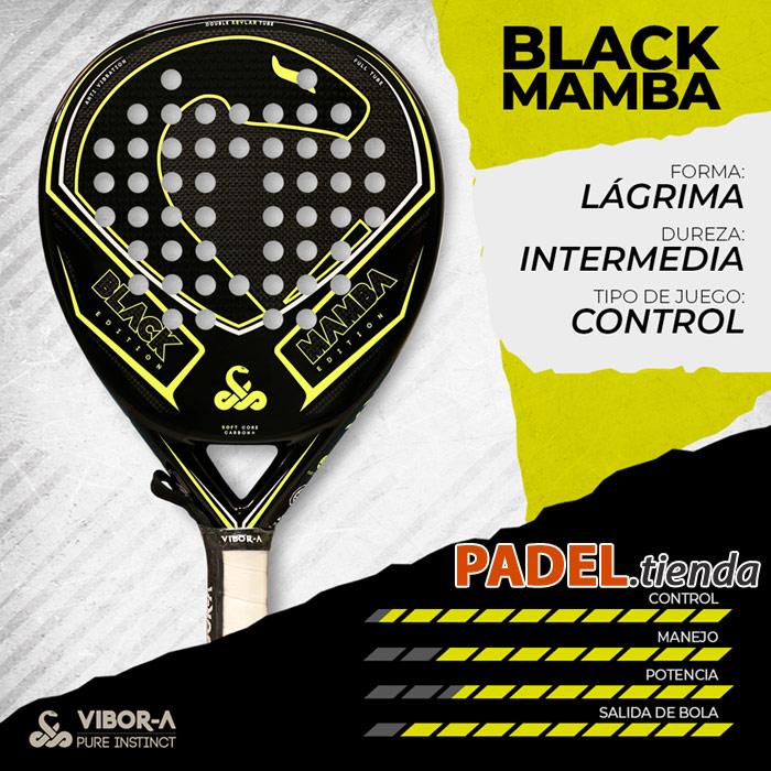 Info Vibora Black Mamba Edition