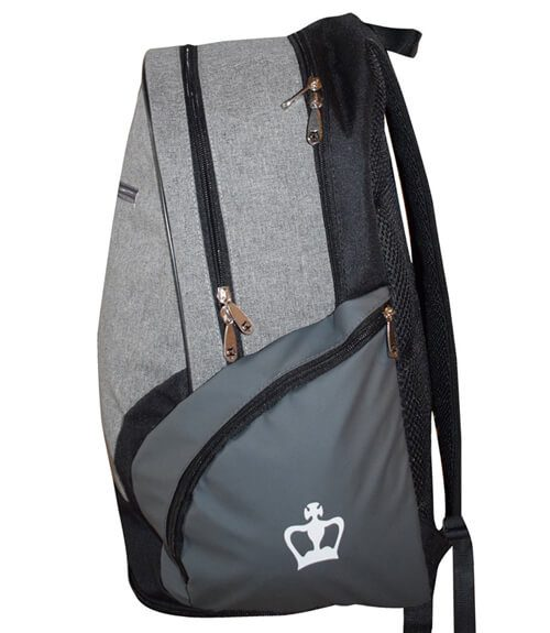 Mochila Black Crown Gris 2019