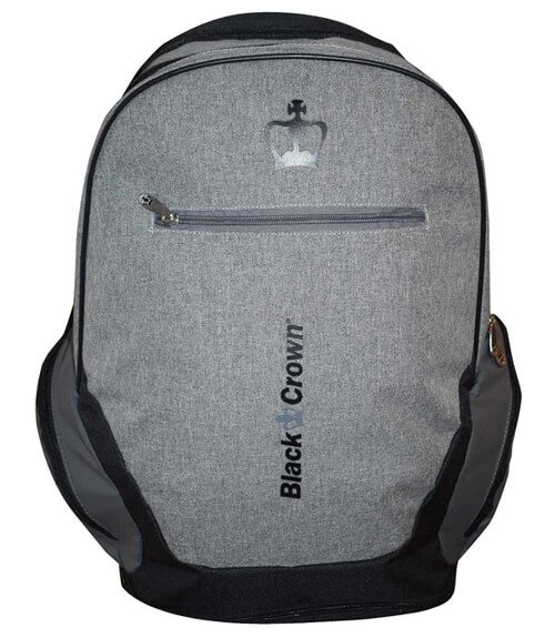 Mochila Black Crown Gris