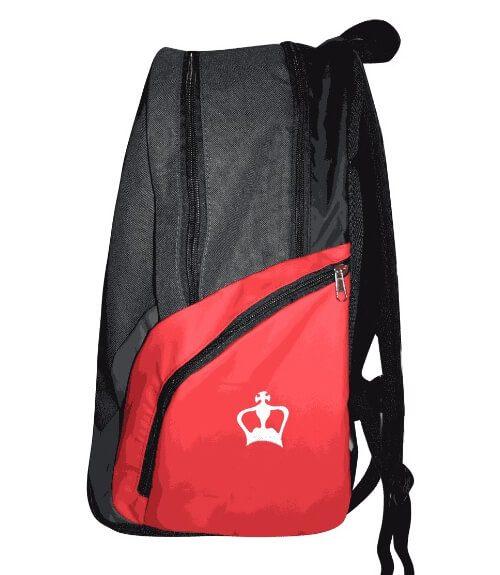 Mochila Black Crown Roja 2019