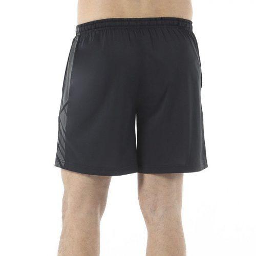 Pantalon Corto Bullpadel Cepeus Negro 2019