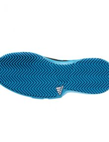 Zapatillas Adidas Court Jam Bounce Negra-Azul 2019