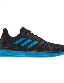 Zapatillas Adidas Court Jam Bounce Negra-Azul