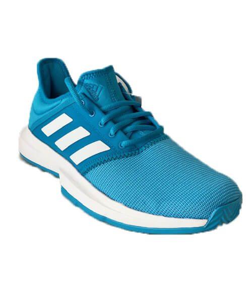 zapatilla adidas azul