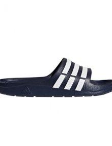Chanclas Adidas Azul Oscuro