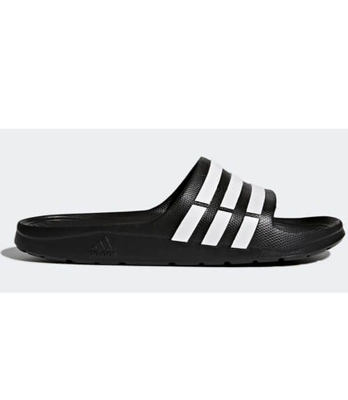 Chanclas Adidas Negras