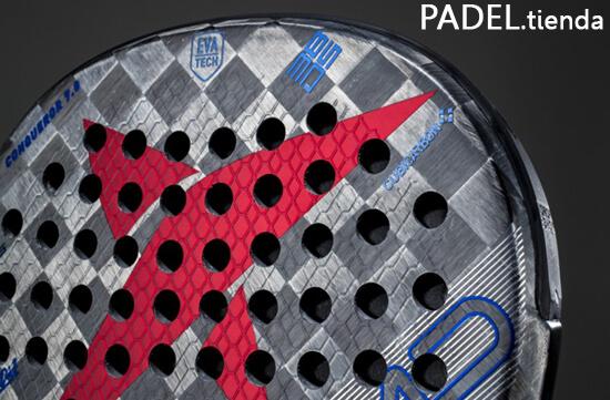 Detalle Pala Drop Shot Conqueror 7.0