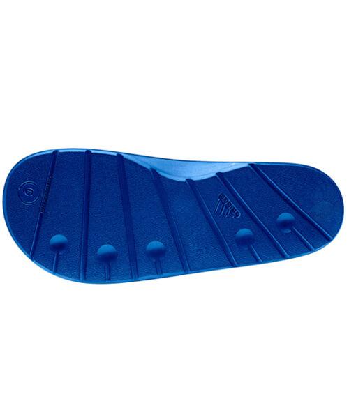 Respectivamente desaparecer Fácil de suceder  Chanclas Adidas Duramo Slide en color azul - Nueva colección Adidas