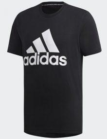 Camiseta Adidas Negra Algodon