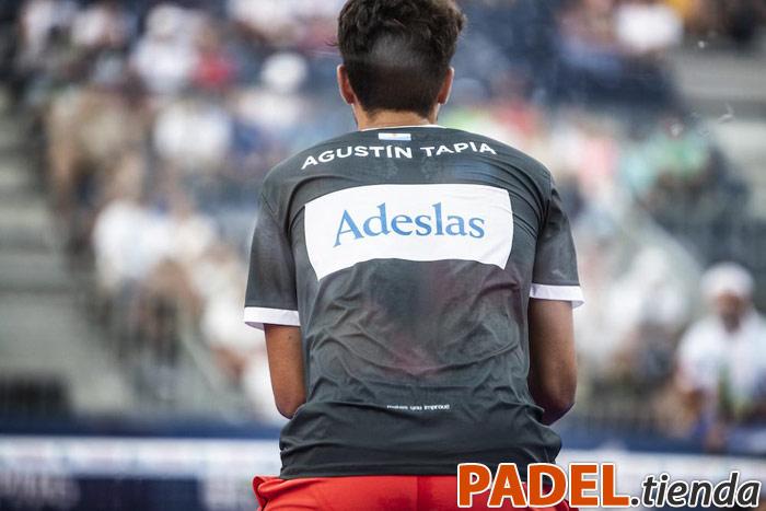 Camiseta Nox Oficial Agustin Tapia