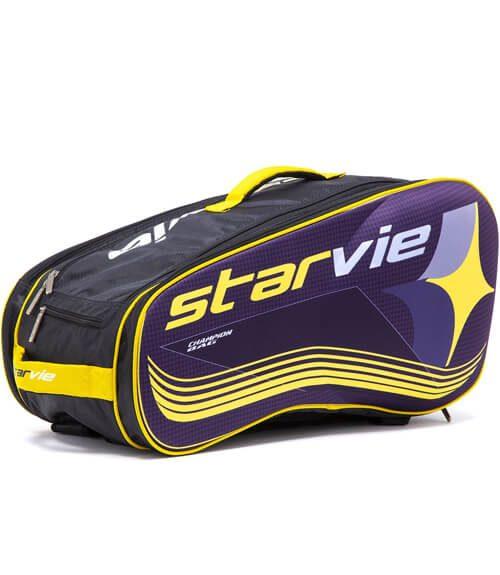 Paletero Starvie Champion Yellow