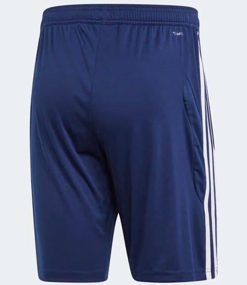 Pantalon Corto Adidas Azul 2019