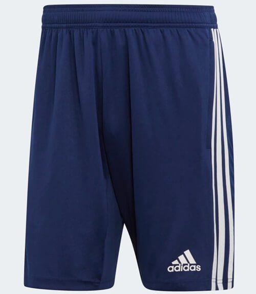 Pantalon Corto Adidas Azul