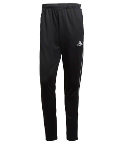Pantalon Largo Adidas Negro
