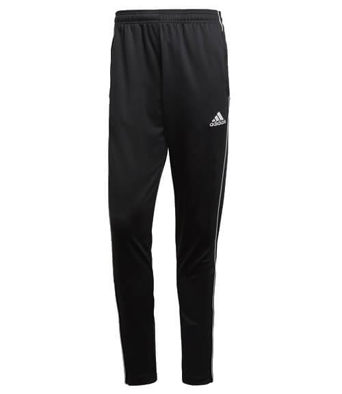 Pantalon Largo De Adidas Core 18 En Color Negro Solo Talla Xl