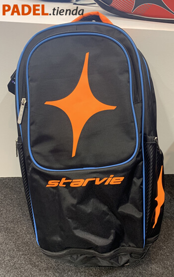 Mochila Starvie Galaxy Orange 19