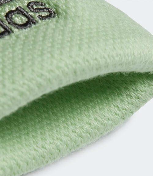 Muñequera Adidas Verde