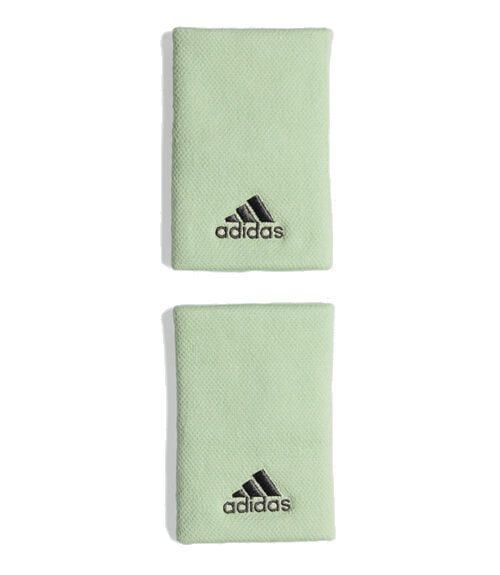 Muñequera Adidas Verde Grande