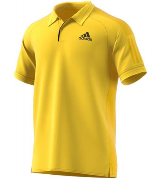 Polo Adidas Amarillo