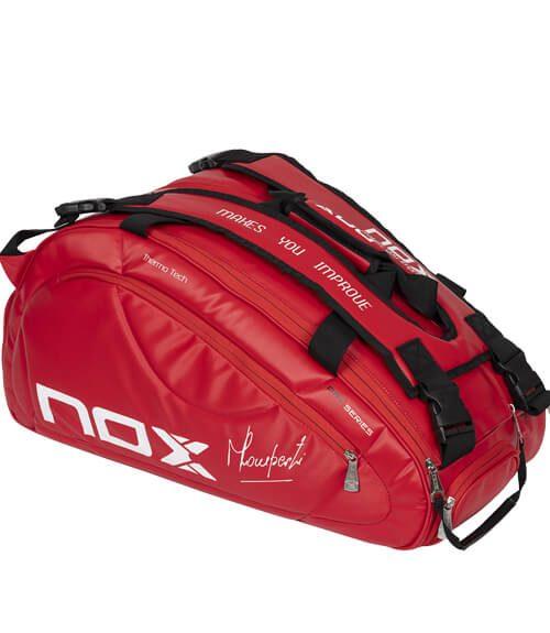 Paletero Nox Pro Rojo 19
